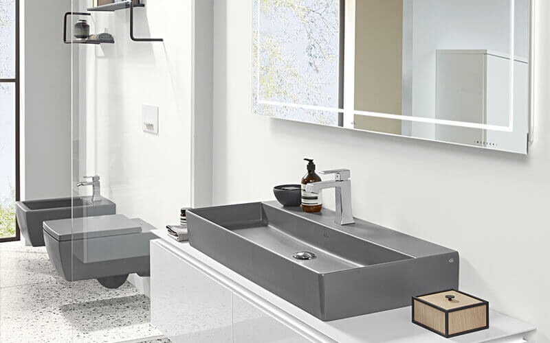 Badezimmer Abbildung Wulf Sanitär